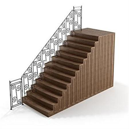 楼梯扶手130