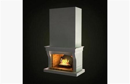 壁炉038