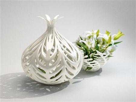 现代花瓶器皿