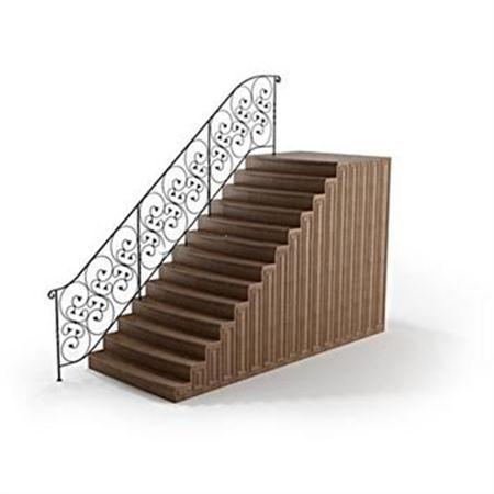 楼梯扶手132