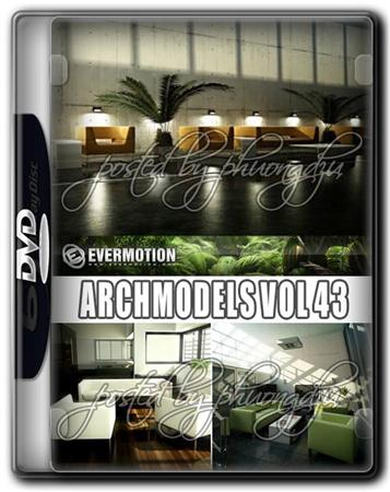 Evermotion Archmodels Vol 43 MAX 现代家具