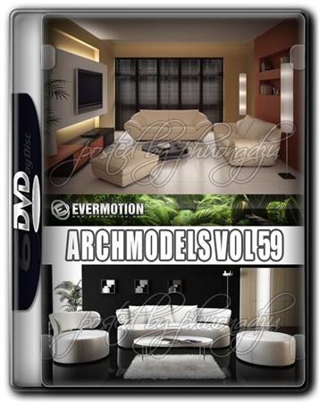 Evermotion Archmodels Vol 59 现代化家具