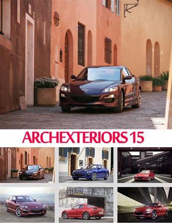 Evermotion Archexteriors Vol 15 MAX/Vray 室外汽车场景