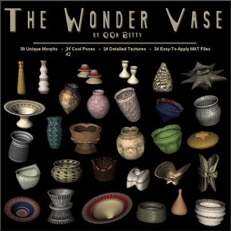 The Wonder Vase奇怪的花瓶