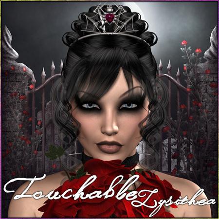Renderosity Touchable Lysithea