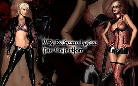 Renderosity Extreme Latex: The Collection