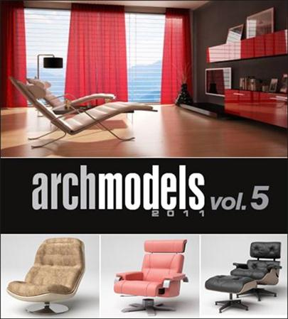 Evermotion – Archmodels vol. 5 (C4D)