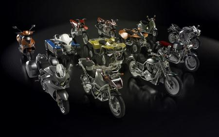 Evermotion – Archmodels vol. 93 摩托车模型合集
