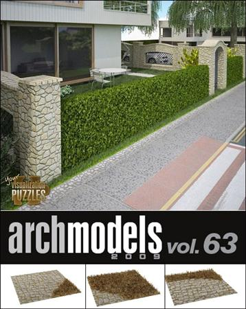 Evermotion – Archmodels vol. 63 (FBX)