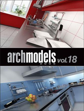 Evermotion – Archmodels vol. 18 (C4D)