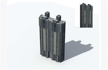 高层住宅建筑 07