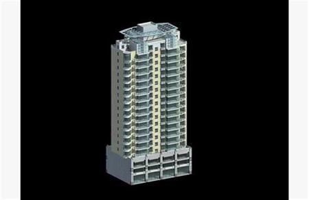 住宅楼建筑外表
