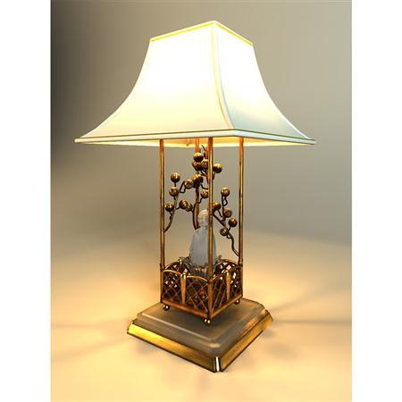 台灯 Banci desc lamp