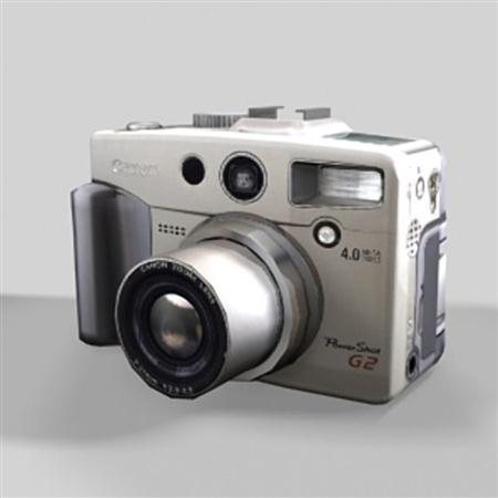 相机 Camara Dig canon g2