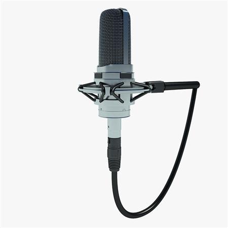影棚麦克风 Studio Microphone