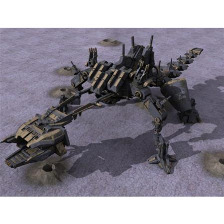 TEC03 机械 机器人