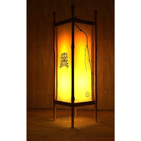 韩式传统灯具 Korean Traditional Lamp