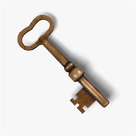 Old Key 古老钥匙