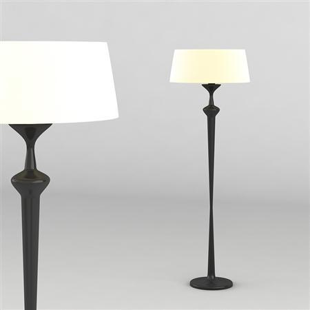 落地灯 Diego Giacometti floor lamp