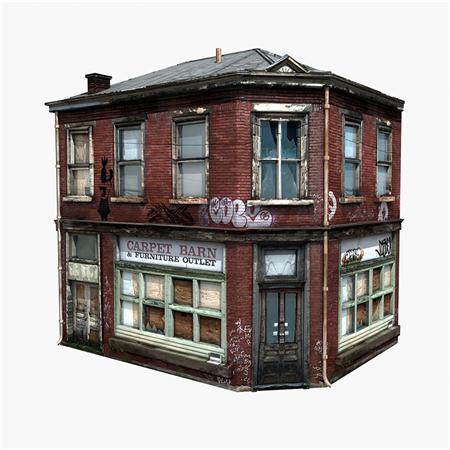 欧洲老房子 European Old House