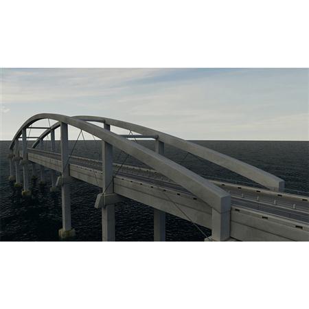 跨海大桥 Ocean Bridge