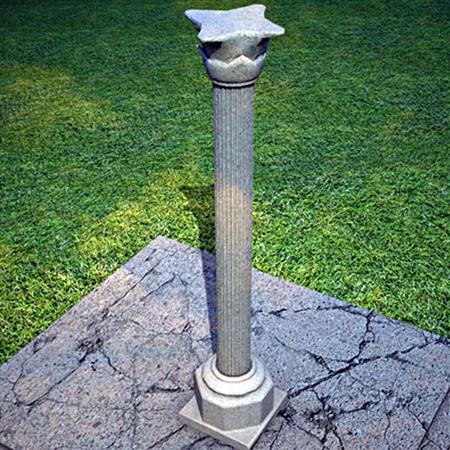 圆柱 column_pillar