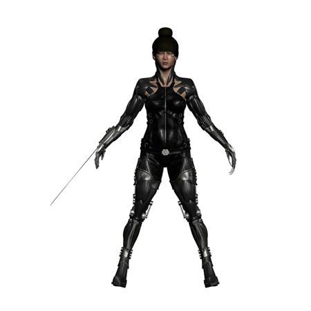Cyborg 半机械人