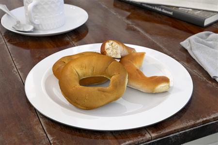 西方餐点 甜甜圈