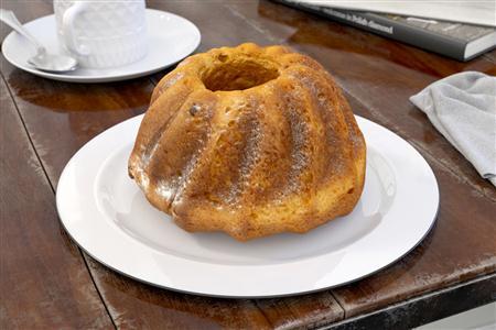 西方餐点 火山熔岩蛋糕
