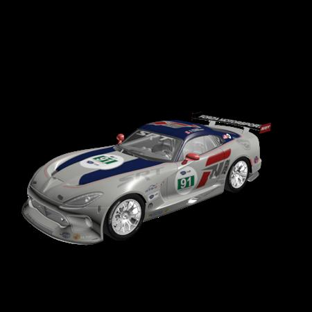 汽车系列 Dodge Viper GTS-R 2013 Race car