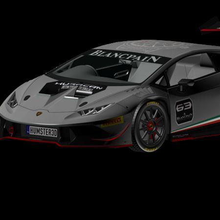 汽车系列 Lamborghini Huracan (LP 620-2) Super Trofeo 2014