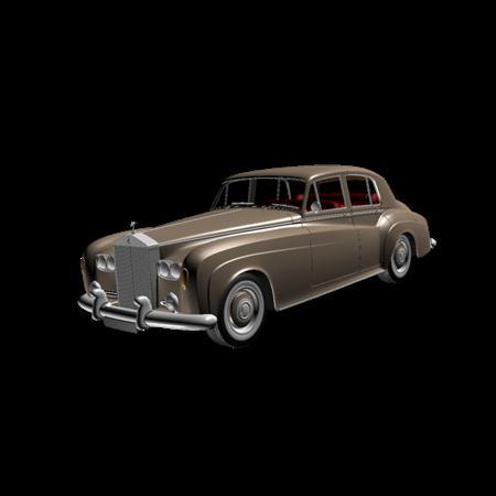 汽车系列 Rolls Royce Silver Cloud III