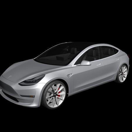 汽车系列 Tesla