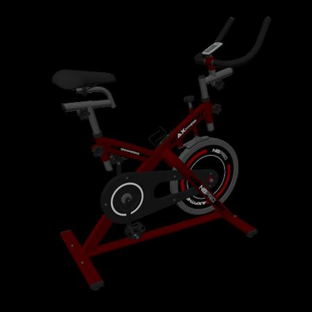健身器材 红色健身自行车