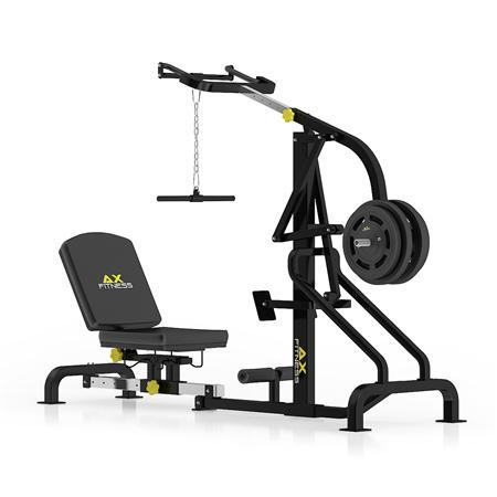 健身器材 坐姿下拉器