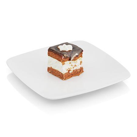 精美食物  一块巧克力蛋糕