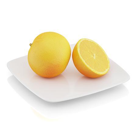 精美食物  橙子