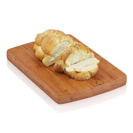 精美食物  切开的面包