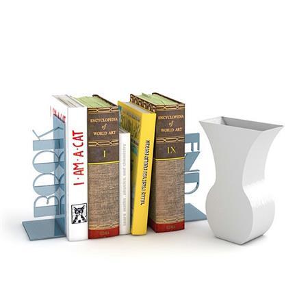 精美家居装饰用品   书架和花瓶