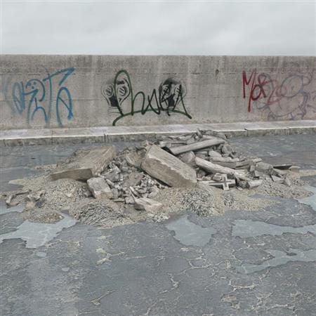 废弃建筑材料