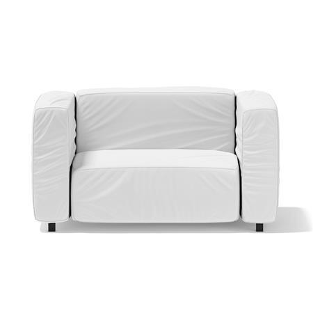 单人现代沙发