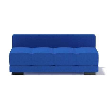 蓝色大沙发