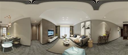室内装修精品模型