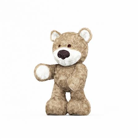 灰熊娃娃 Bear doll