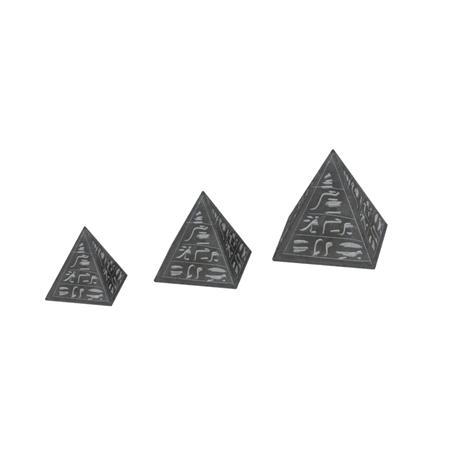 金字塔模型 model