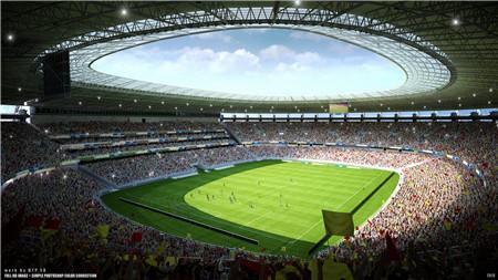 Soccer Stadium CF 体育场