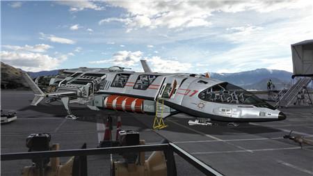 Spaceship 飞船