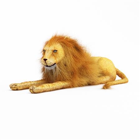 狮子娃娃 Lion doll