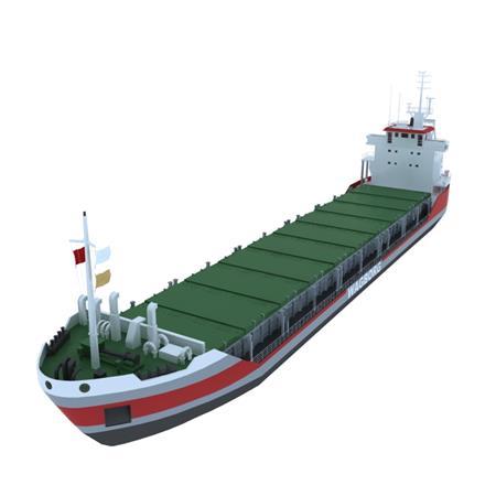 货轮 freighter