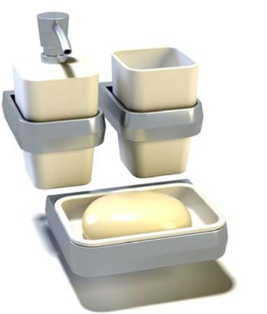 肥皂盒 沐浴液